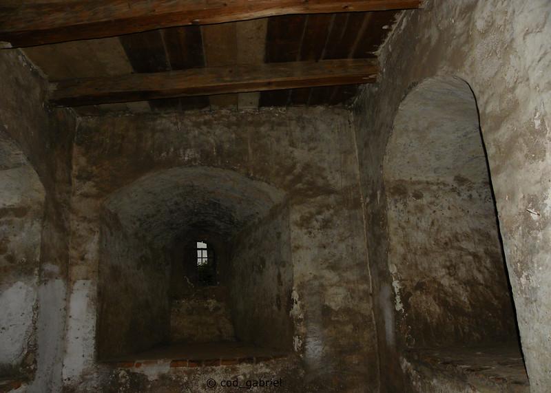 Creepy Hunedoara Castle