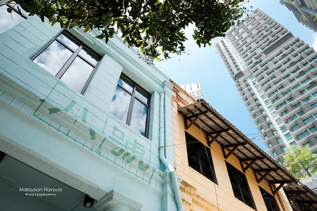 8haus Jalan Sin Chew Kee KL