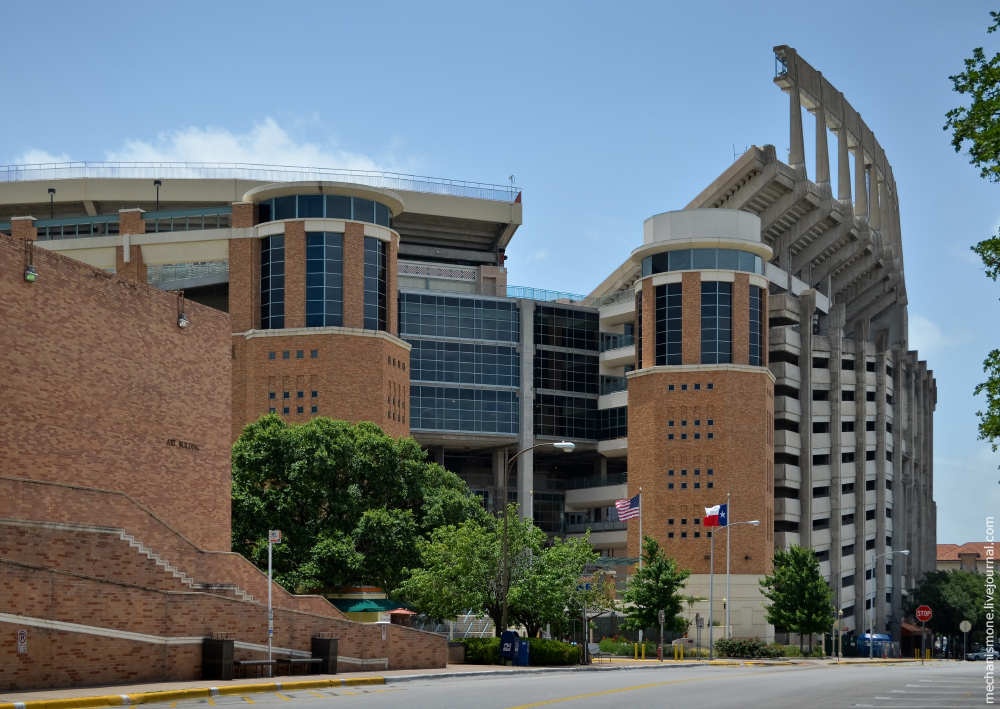 Техасский университет 9
