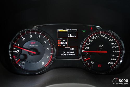 Subaru WRX STI - Ford Focus RS 8000vueltas.com-78