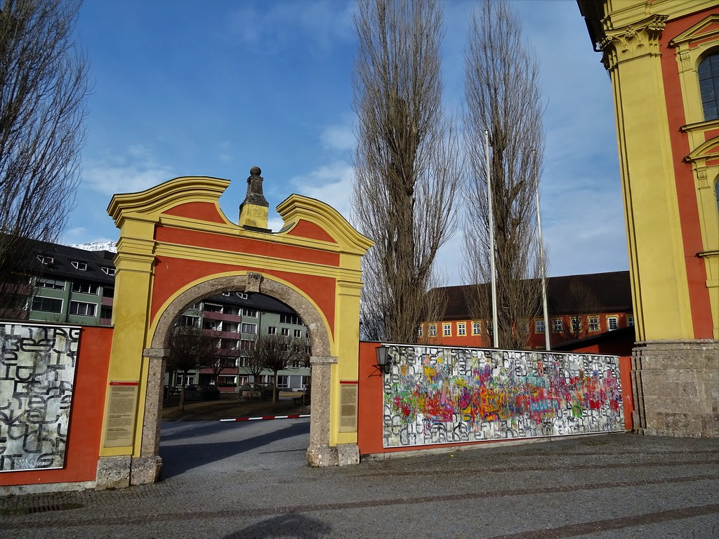 Verkehrsinspektion Wilten, 6020 Innsbruck, Polizei