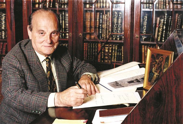 José Hermano Saraiva, [Palmela] (Autor n/i, s.d.)