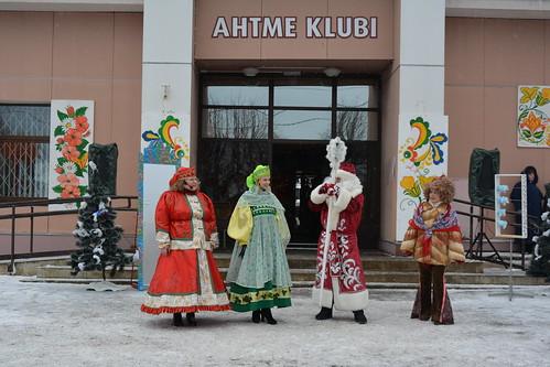 Румяная Масленица 2018