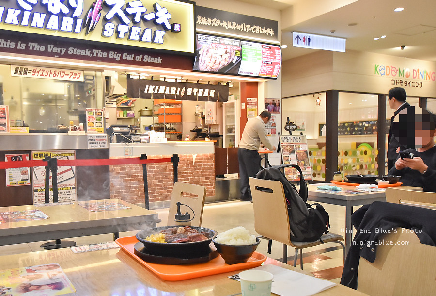 ikinari steak 日本人氣立食牛排12