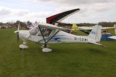 G-CDWI Ikarus Comco C-42 [0601-6783] Popham 020509
