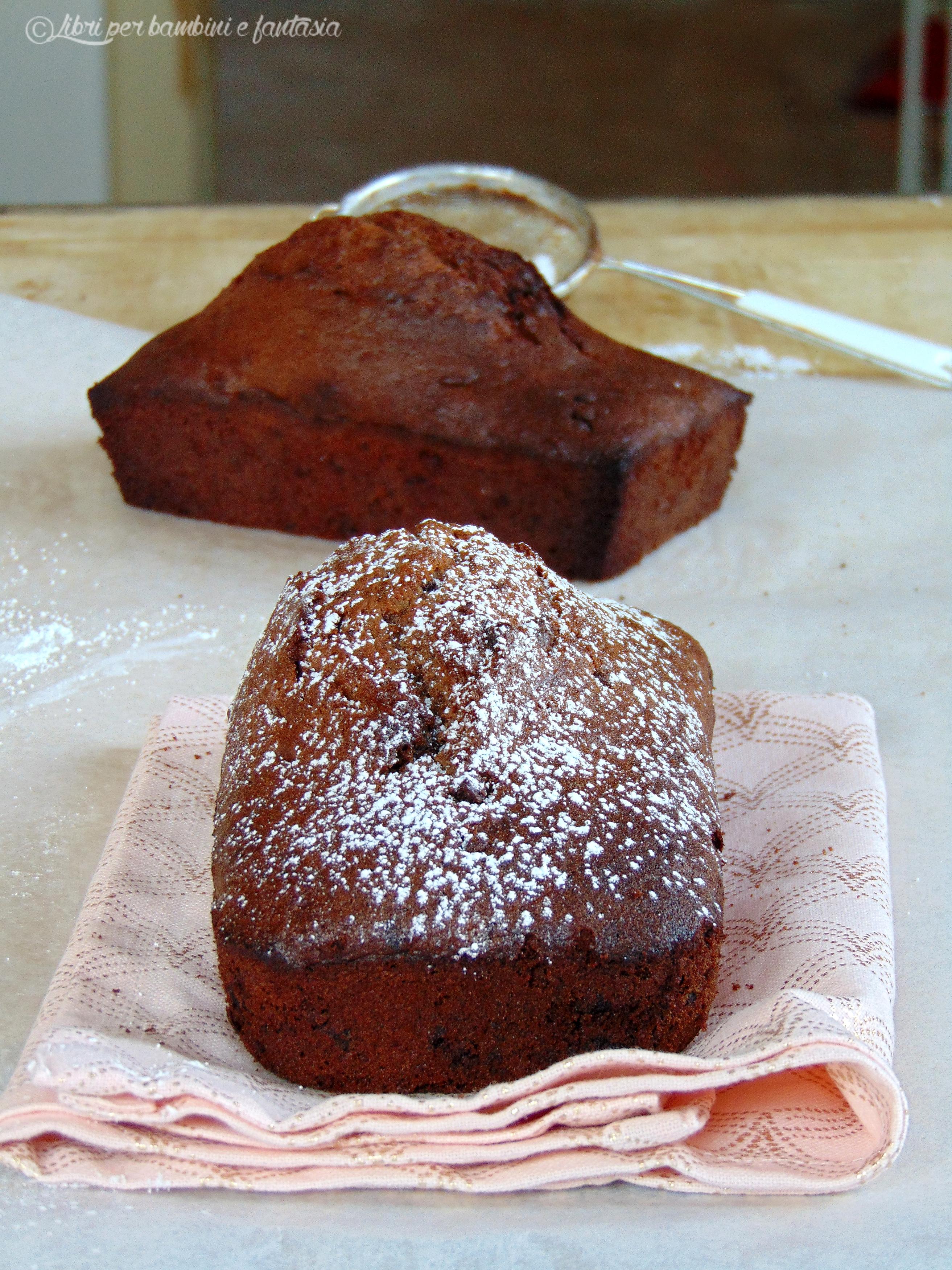 plum cake al cioccolato Massari 8