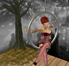 Jo Hanging around at Winds
