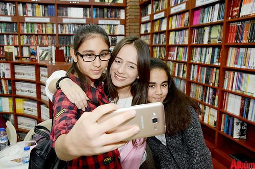 Genç yazarlara Alanya'da yoğun ilgi-4