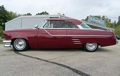 1953 Mercury Monterey Hardtop Custom