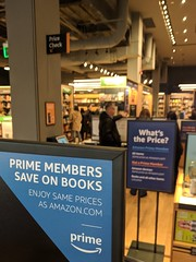 Amazon's Georgetown bookstore