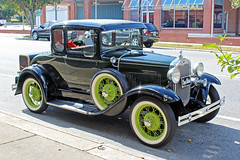 Ford Model A Coupe, Dade City