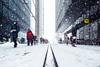Snow, More London Place