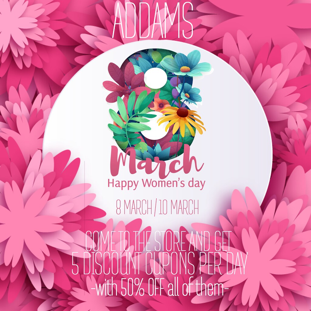 Happy Women`s Day! ♥♥