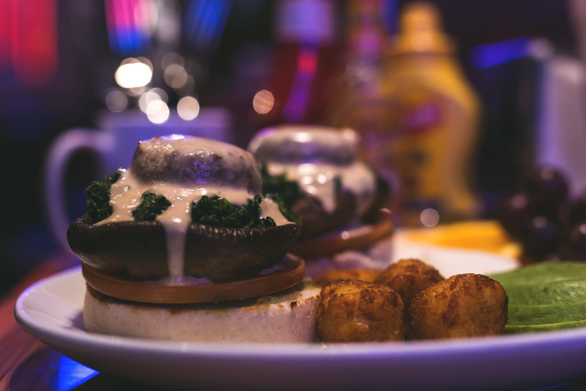The Diner: Vegan Menu