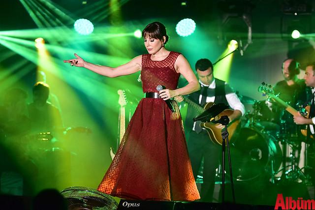 Funda Arar Malatya konseri -3