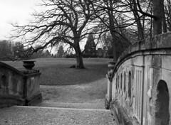 Aldershvile slotsruin - broen