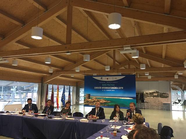 CMN presente en la Reunión del Buró Político