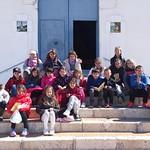 Año 2018 - Visita colegio Reina sofía 3º C Primaria