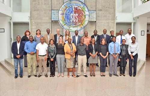 Sustainable Development Goals (SDG) 16 Workshop
