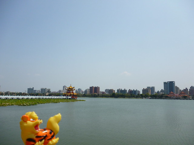Photo:Arcanine in Zuoying, Kaohsiung 60 (Lotus Pond) By Kasadera