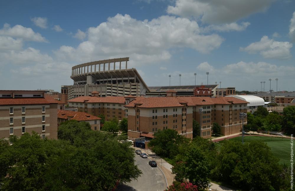 Техасский университет 17