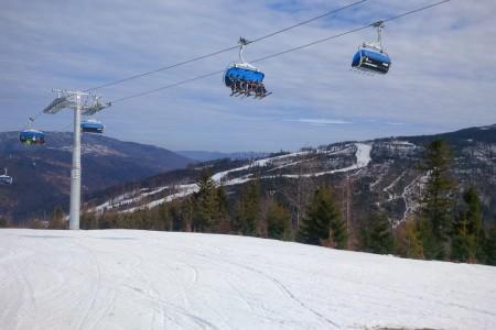 Aktuálně: o víkendu znovu zimní lyžování