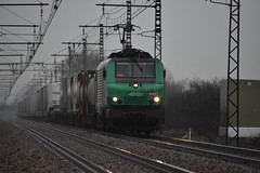 BB27000 FRET SNCF - Photo of Saint-Cyr