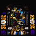 Patrixbourne, Kent, St. Mary's, chancel, stained glass window, Jesus in the garden of Gethsemane