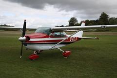 G-ATLA Cessna 182J [182-56923] Popham 081017