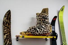 Jak nejlépe zabezpečit lyže ve sklepě?