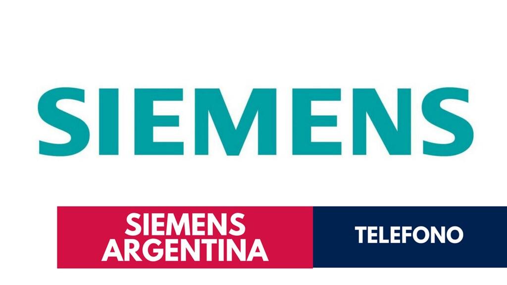 0800 Siemens Argentina