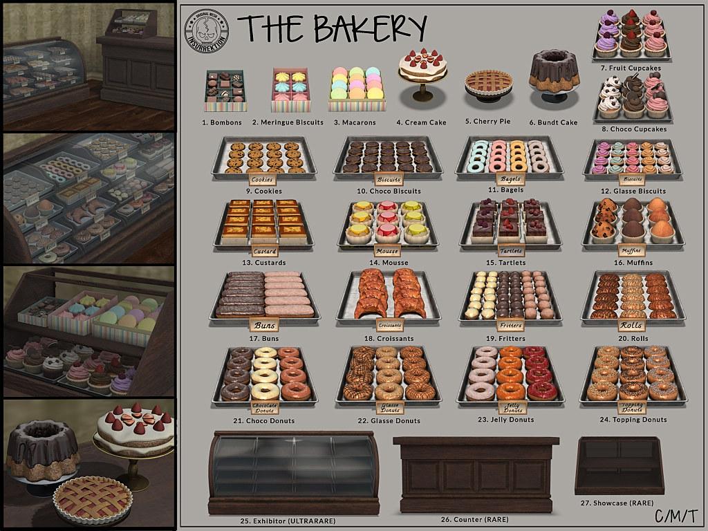 [IK] The Bakery Key
