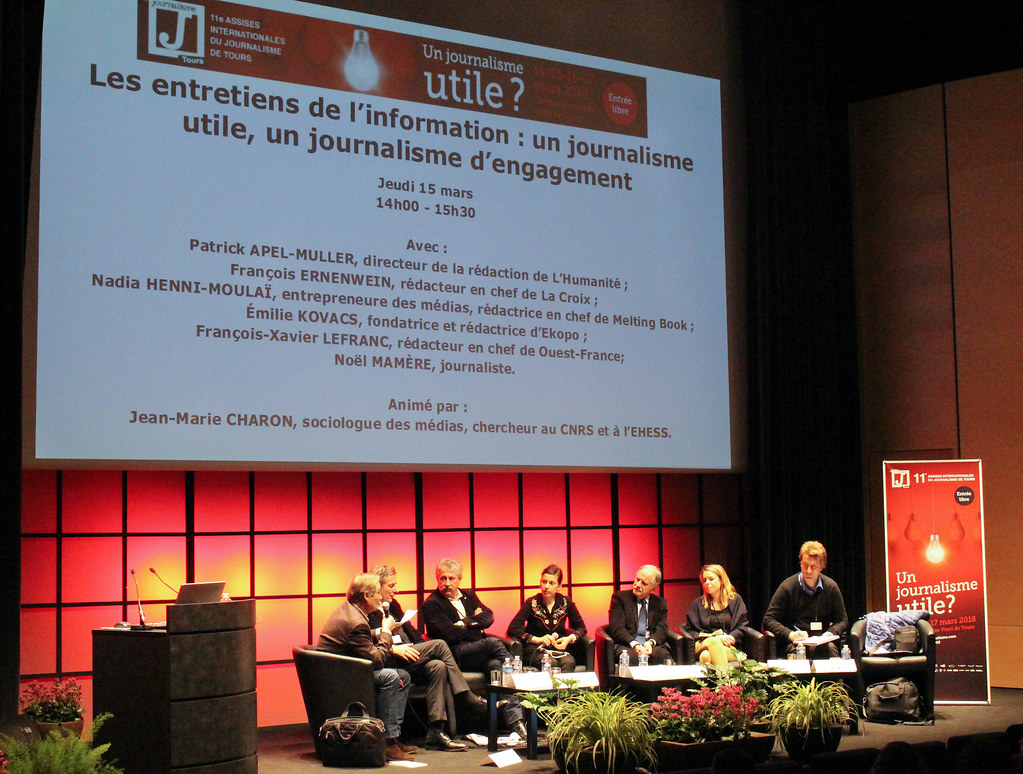 Journalisme d'engagement