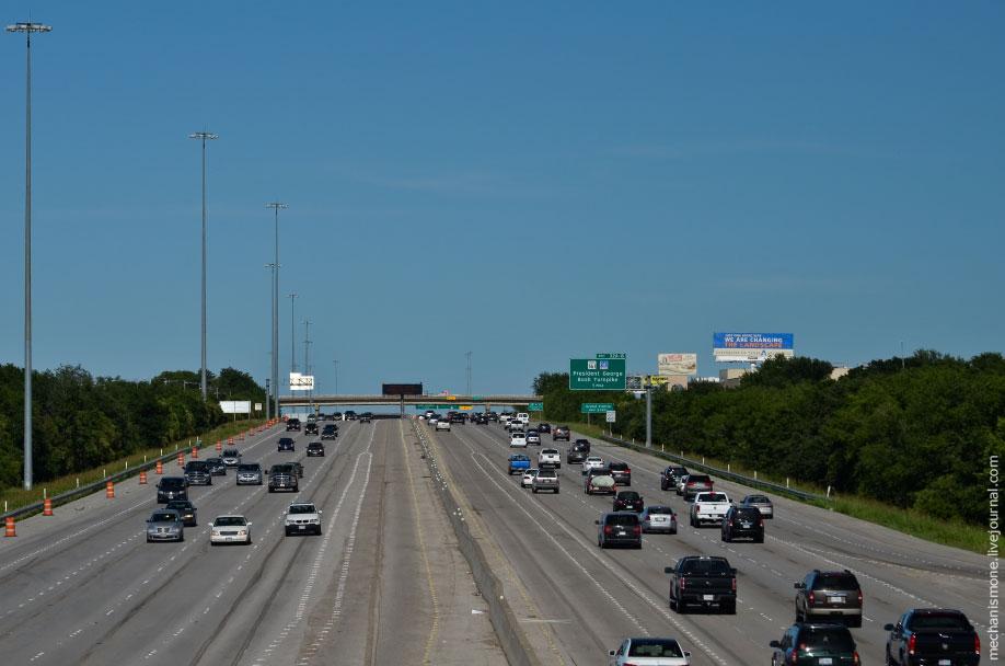 История дорожной системы США 5