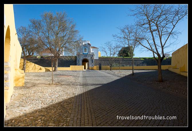 Vestingswerken Elvas
