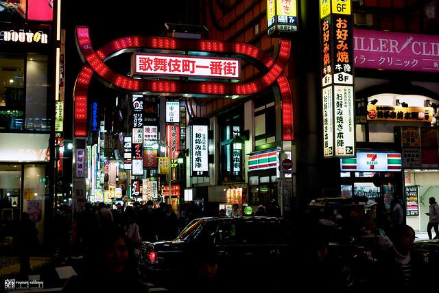 她說旅途若是卷底片 | 東京,72時 | 27