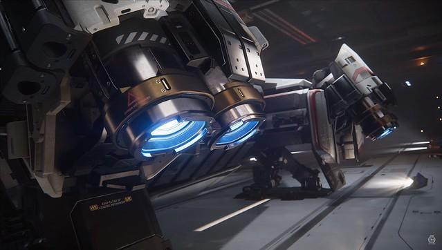 Star Citizen - Anvil Terrapin Engines