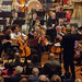 17 DSCN0169c Sheku Kanneh-Mason performs the Elgar Cello Concerto with Ealing Symphony Orchestra. Leader Peter Nall. Conductor John Gibbons, 3rd March 2018 St Barnabas church west London. (Photo Lucy Robinson)