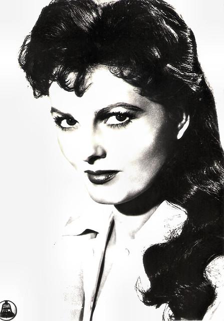 Ursula Thiess in Bandido! (1956)