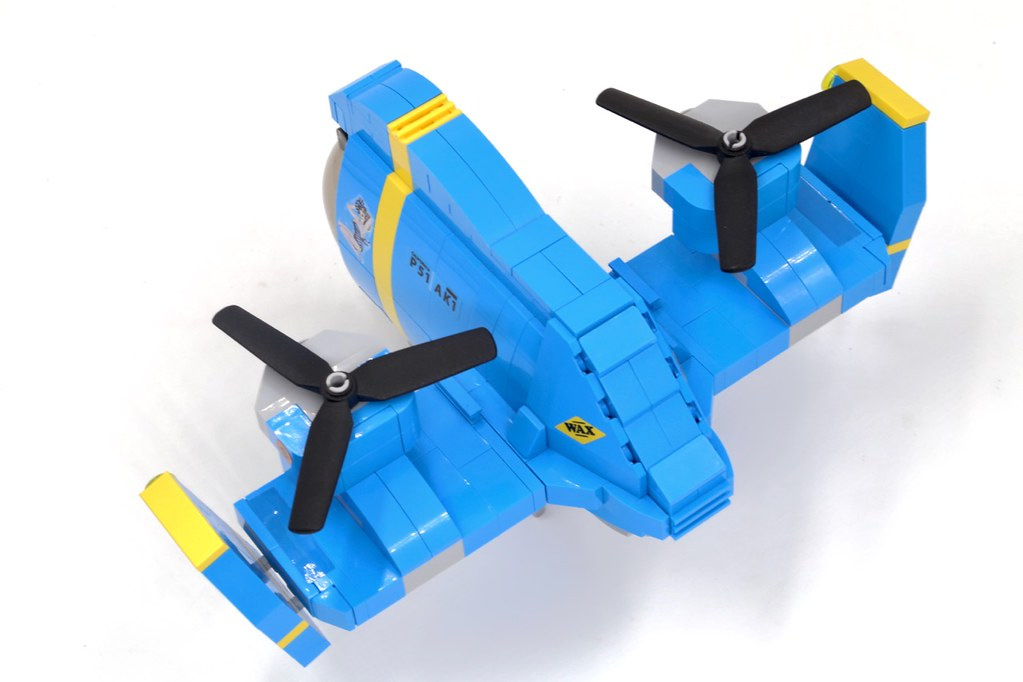 A submarine that flies