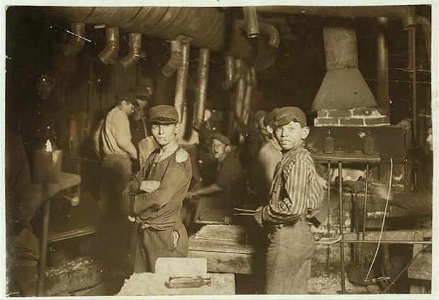 Детский труд в США #2