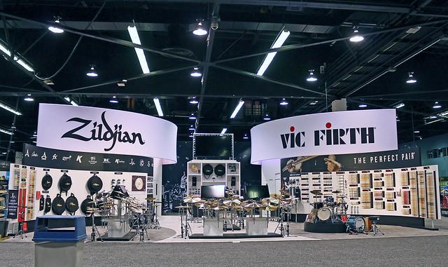 Drums - Zildjan Vic Firth (1)