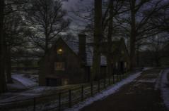 Dunham Massey, Winter