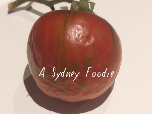 Blue Jasper cherry tomato