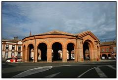La halle, Sent Lis (Haute-Garonne, France) - Photo of Lias