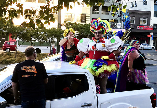 Wellington International Pride Parade 2018