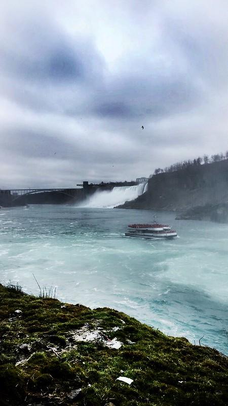 Journey Behind the Falls, #NiagaraFalls #Canada #travelblogger