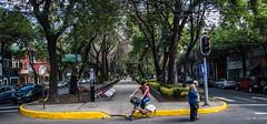2018 - Mexico City - Condesa - Avienda Mazatlán