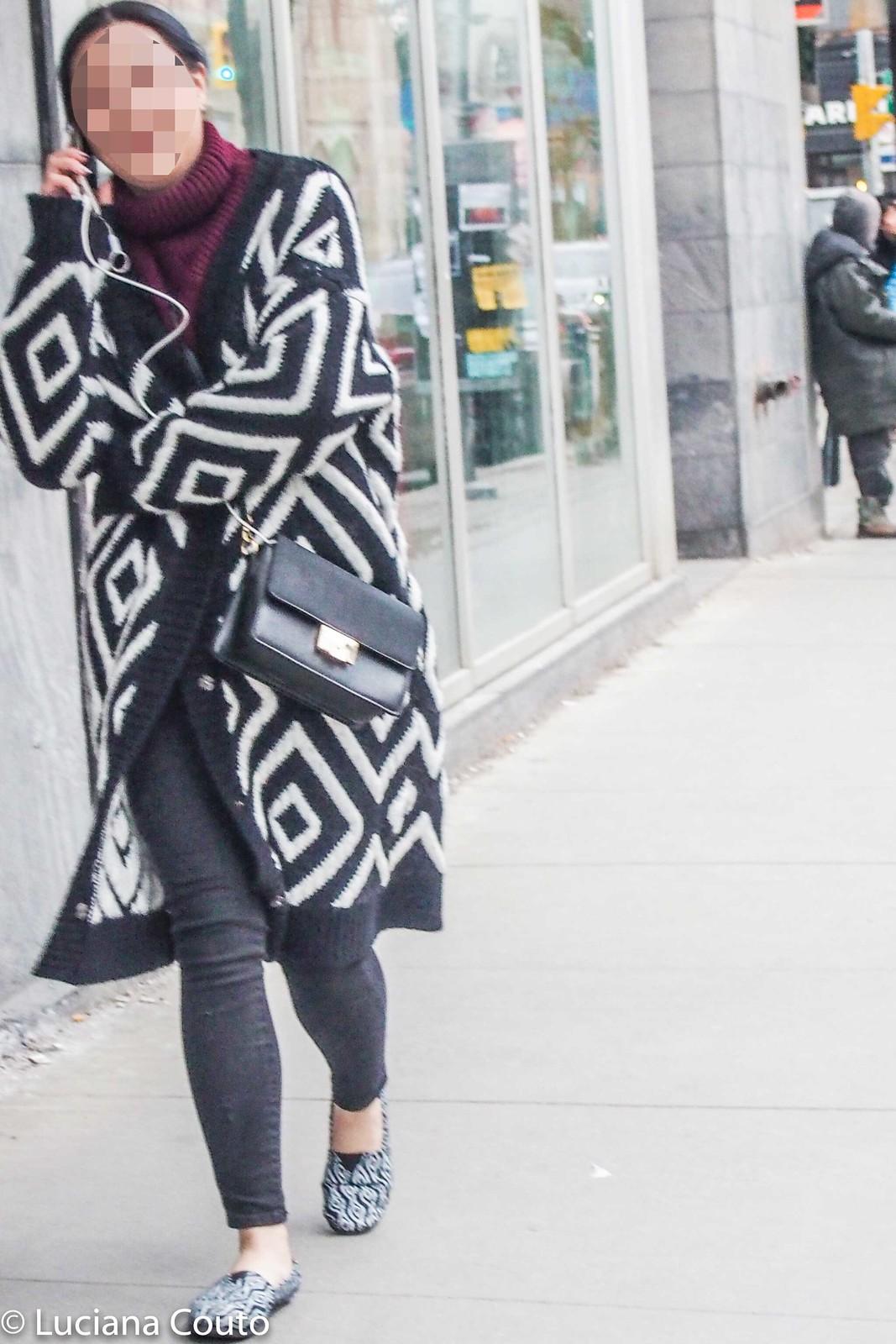 Looks Final de Inverno em Toronto