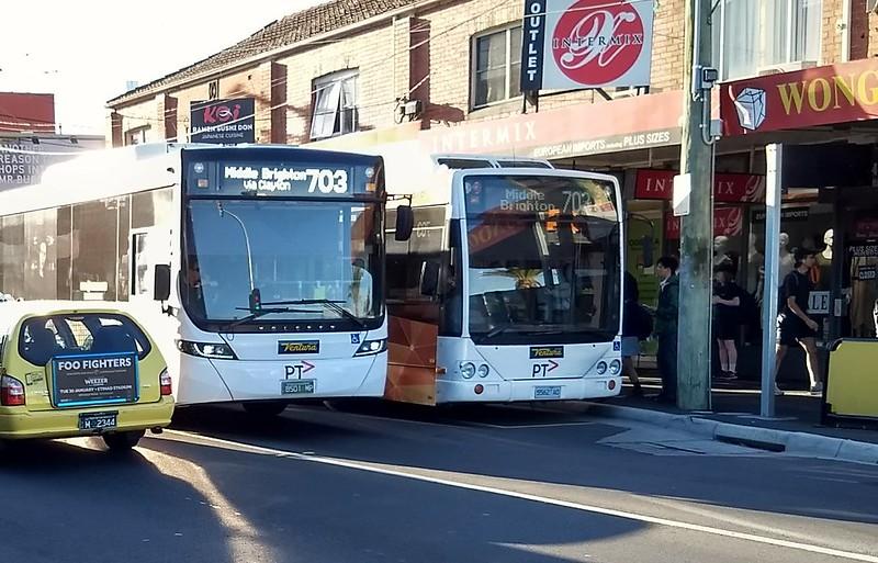 703 buses